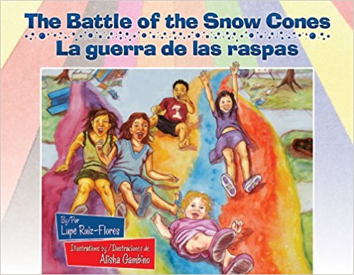 The battle of the snow cones