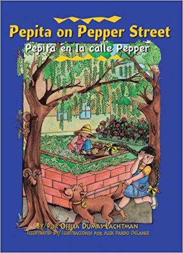 Pepita on Pepper Street / Pepita en la calle Pepper