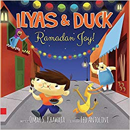 Ilyas & Duck, Ramadan joy!