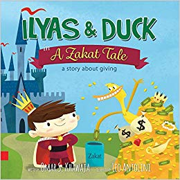 Ilyas and Duck in a Zakat tale