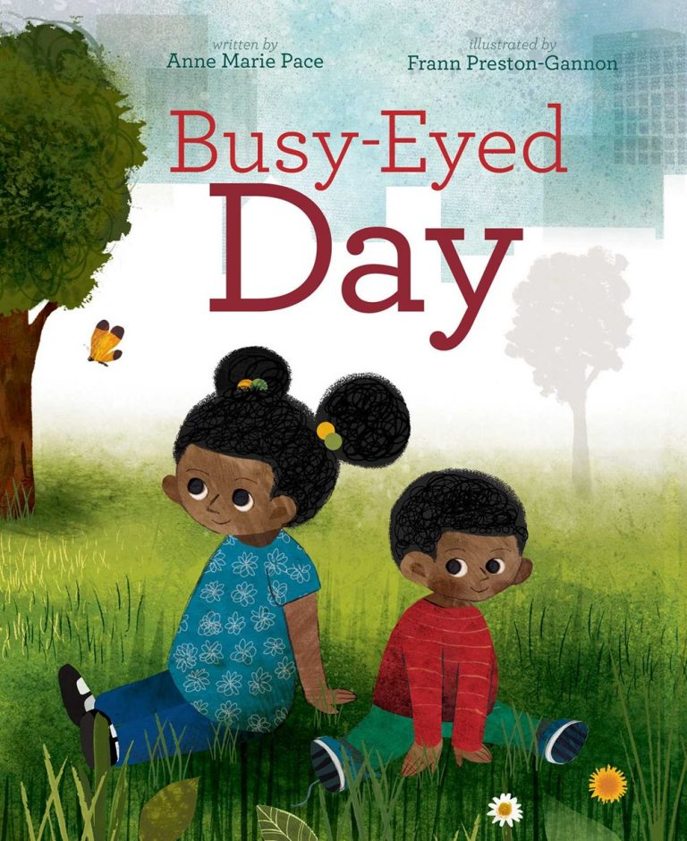 Busy-eyed day